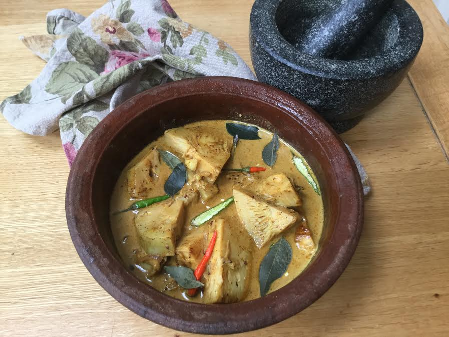 jack fruit curry