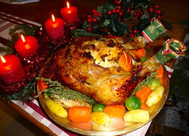 Christmas Turkey Roast