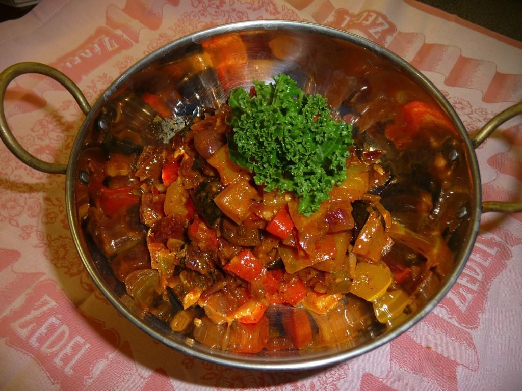 aubergine pickle
